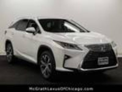 used 2018 Lexus RX 350L for sale.