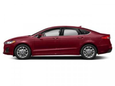 2019 Ford Fusion SE (Ruby Red Metallic Tinted Clearcoat)