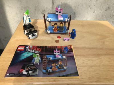 Lego Movie Double Decker Couch