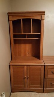 Entertainment center, 4 piece