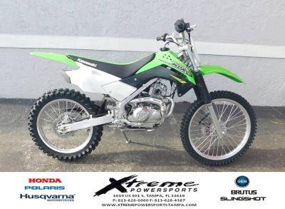 2018 Kawasaki KLX 140 Competition/Off Road Motorcycles Tampa, FL