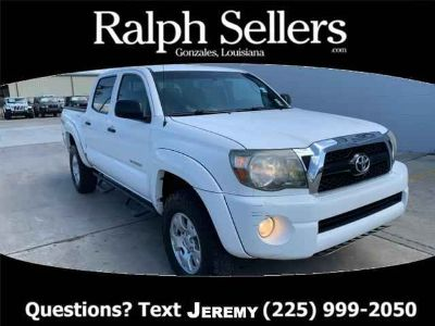 Used 2011 Toyota Tacoma 2WD Double V6 AT