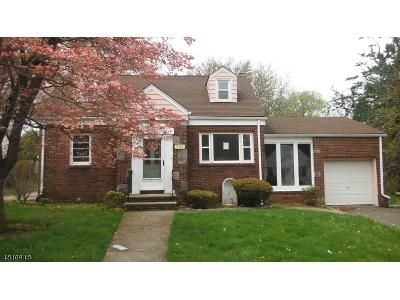 3 Bed 1 Bath Foreclosure Property in Belleville, NJ 07109 - Division Ave