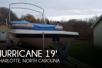 2003 Hurricane 198RE Fun Deck