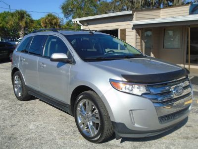 2012 Ford Edge SEL (Silver)