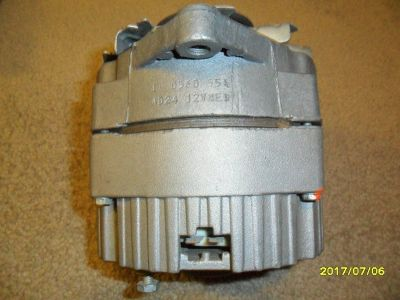 ALTERNATOR - - GM 55 amp  10SI   69 to 88
