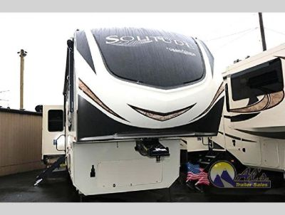 New 2018 Grand Design Solitude 377MBS
