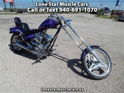 2000 Custom Motorcycle