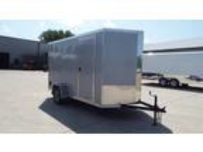 2019 Cross Trailers 6'x12' Steel Enclosed Trailer