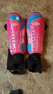 """Shinguards fits up to 5'11"""""""