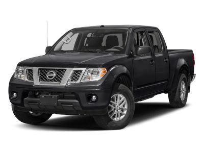 2018 Nissan Frontier SE V6 (Magnetic Black)