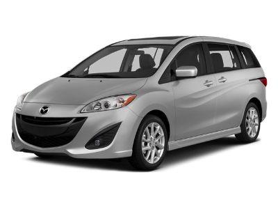2014 Mazda Mazda5 Sport (Liquid Silver Metallic)