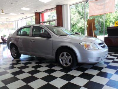 2006 Chevrolet Cobalt LS (Ultra Silver Metallic)