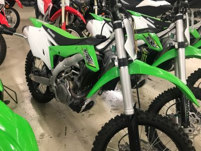 2017 Kawasaki KX450F Motocross Motorcycles Corona, CA