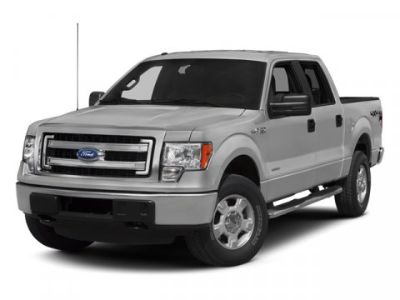 2013 Ford F-150 XL (Sterling Gray Metallic)