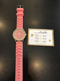 Charming Charlie Watch & Coupon