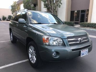 2007 Toyota Highlander Hybrid Base (CUSTOM)