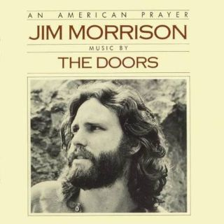 The Doors An American Prayer Album radio station copy mint condition (Alexandria , La )