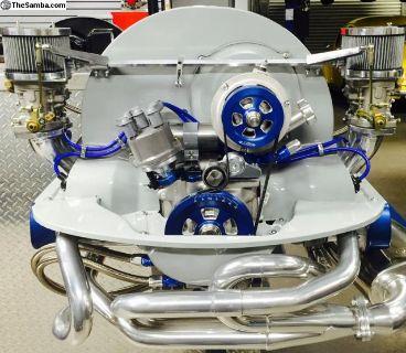 Powerhaus New 2387cc Turnkey Engines-Dual 48 Weber