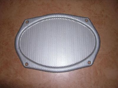 Buy 1955 1956 1957 Chevrolet 150 210 Bel Air Rear Seat Radio Speaker Grille OEM!! motorcycle in Delta, Colorado, United States