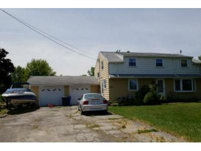 4 Bed 1.5 Bath Foreclosure Property in Brockport, NY 14420 - W Ridge Rd