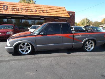 1999 Chevy S-10