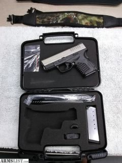 For Sale/Trade: Springfield XDs .45