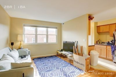 2 Bed/1 Bath in Columbia Heights