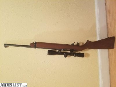 For Sale: Ruger 44 mag carbine