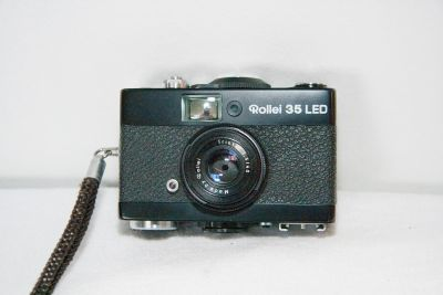 Rollei Camera 35 LED