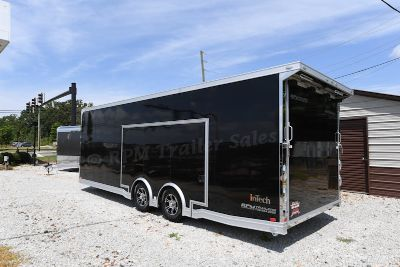 24' inTech Aluminum Trailer with Full Access Escape Door
