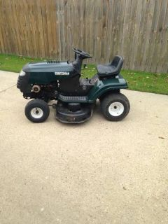 Craftsman 42 riding mower