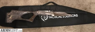 For Sale: Tactical Solutions X-Ring Rifle
