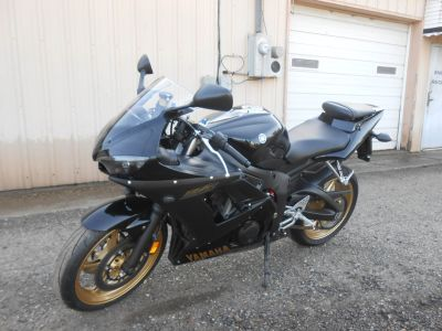 2009 Yamaha YZFR6S SuperSport Motorcycles Howell, MI