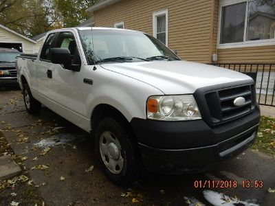 2006 FORD F150 2WD EXTENDED CAB SHORT BED