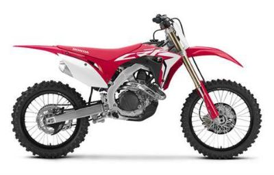 2019 Honda CRF450R Motocross Motorcycles Ontario, CA