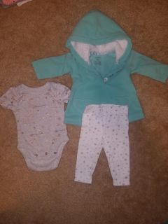 Newborn Girl Outfit