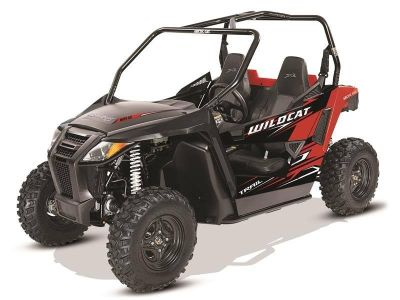 2017 Arctic Cat Wildcat Trail Sport-Utility Utility Vehicles Goshen, NY
