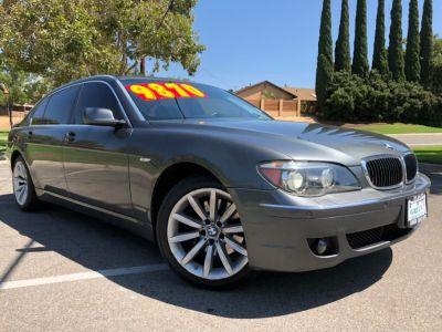2008 BMW 7-Series 750Li (Moonstone Metallic)