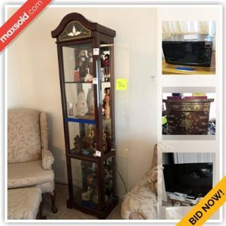 Centreville Moving Online Auction -..