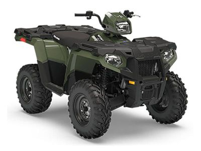 2019 Polaris Sportsman 450 H.O. ATV Utility Linton, IN