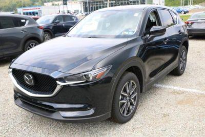 2018 Mazda CX-5 Grand Touring AWD (JET BLACK MICA)