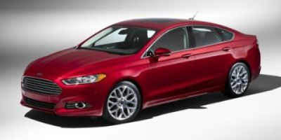 2014 Ford Fusion Titanium (Dark Side Metallic)