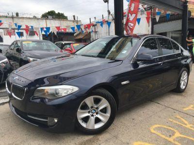 2011 BMW MDX 528i (Imperial Blue Metallic)