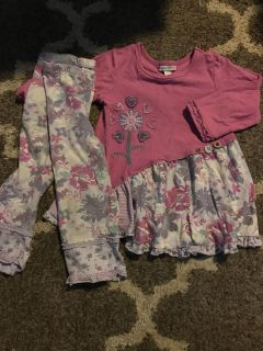 Naartjie Outfit size 6yrs
