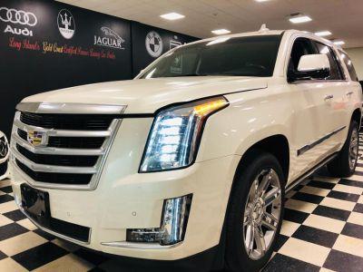 2015 Cadillac Escalade 4WD 4dr Premium (White Diamond Tricoat)