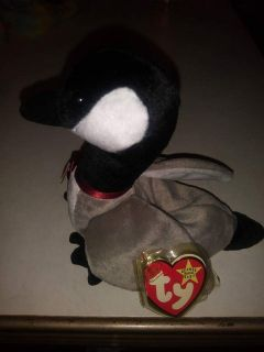 Ty Beanie Babies: Loosy the Goose