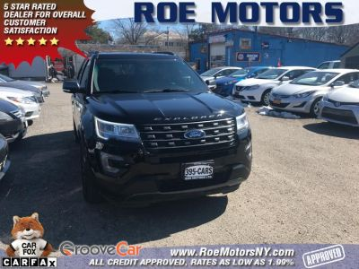 2017 Ford Explorer XLT 4WD (Shadow Black)