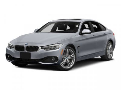 2015 BMW 4 Series 435i xDrive (Blue)