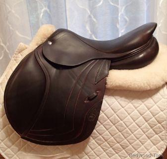 "17"" CWD Full Buffalo Saddle 2012 2L"